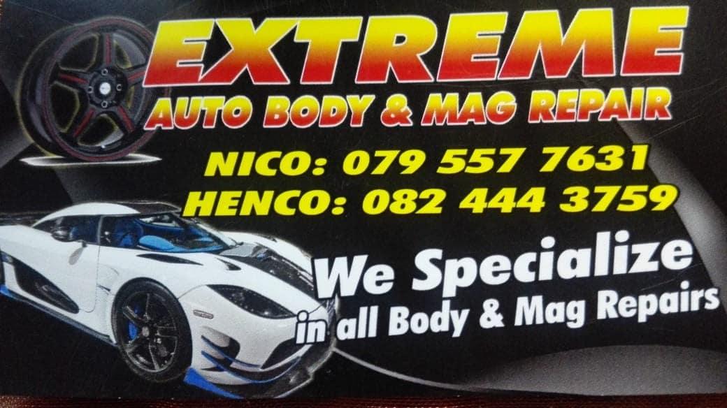 Extreme Auto Body & Mag Repairs Vanderbijlpark 1