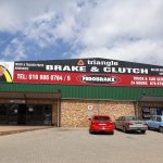 Triangle Brake and Clutch Vanderbijlpark