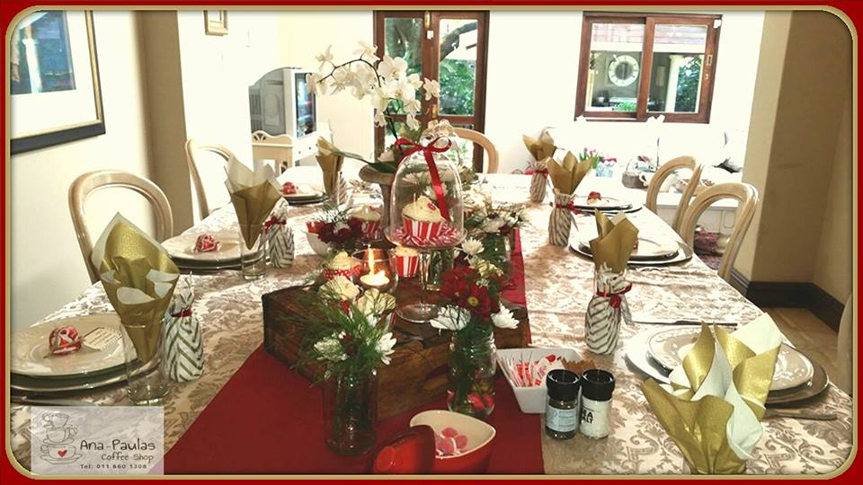Ana Paulas Coffee Shop Krugersdorp