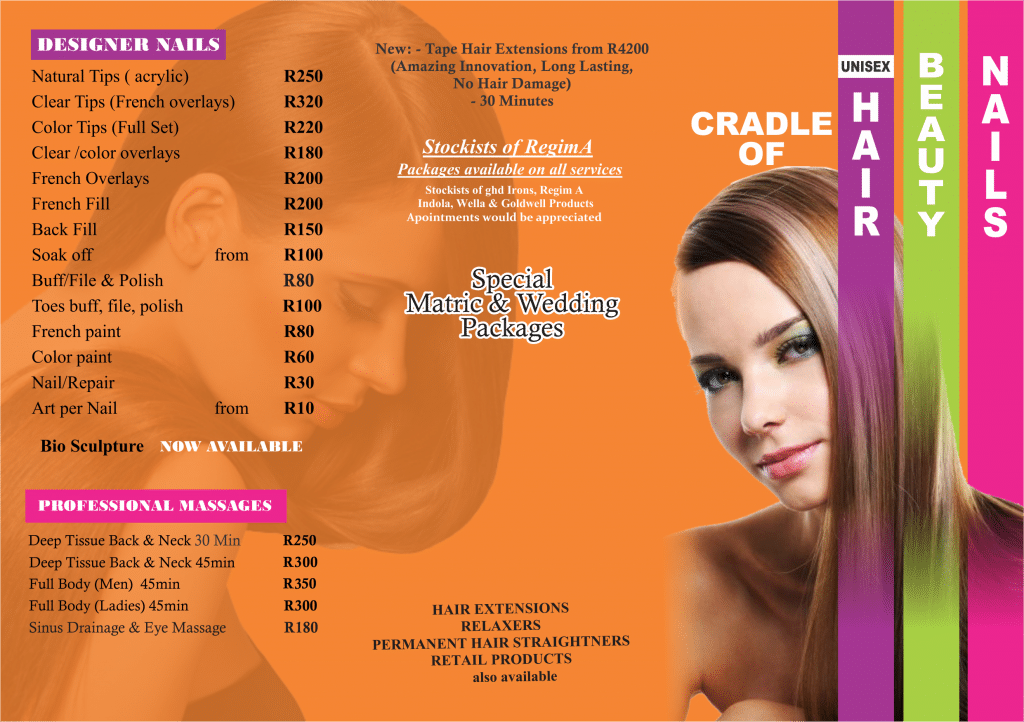 Cradle of Hair Beauty Nails – Helderkruin