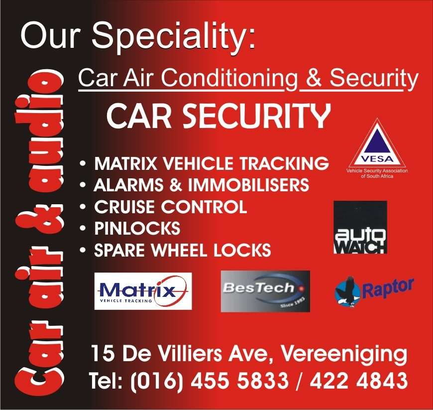 Car Air & Audio Vereeniging 3