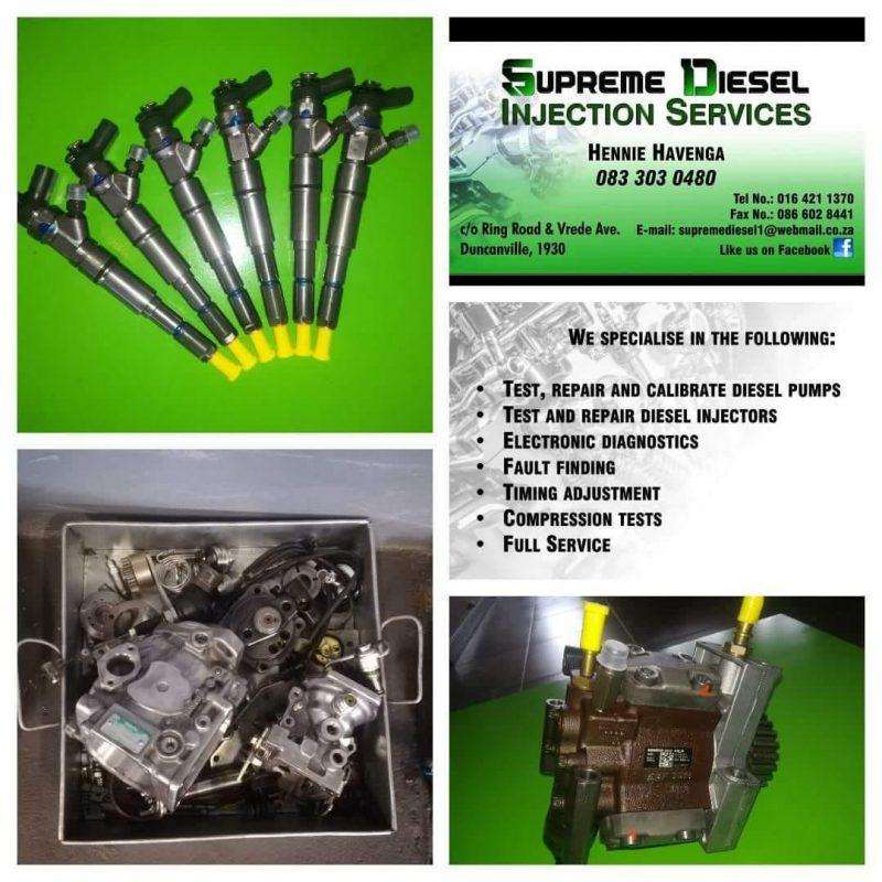 Supreme Diesel Injection Services Vereeniging 1