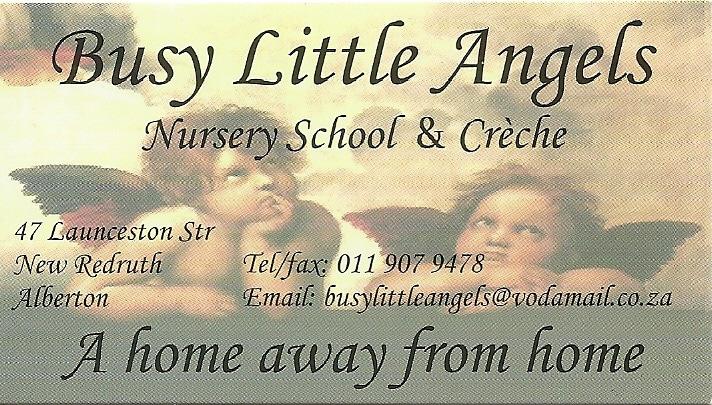 Busy Little Angels Nursery School 4