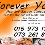 Forever Young Hair & Beauty Clinic Sasolburg