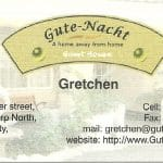 Gute Nacht Guesthouse – Krugersdorp