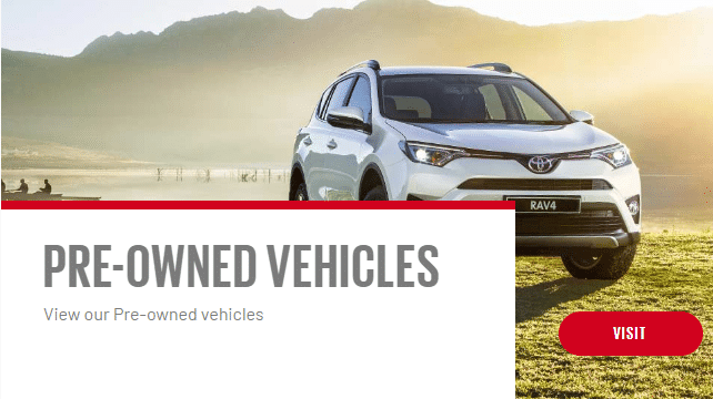 Vaal Toyota Vereeniging 1
