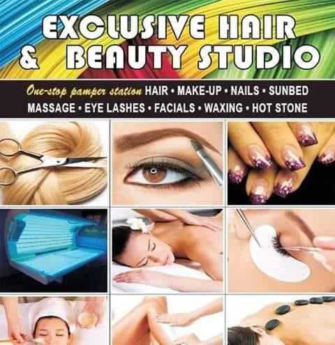 Exclusive Hair and Beauty Studio Meyerton