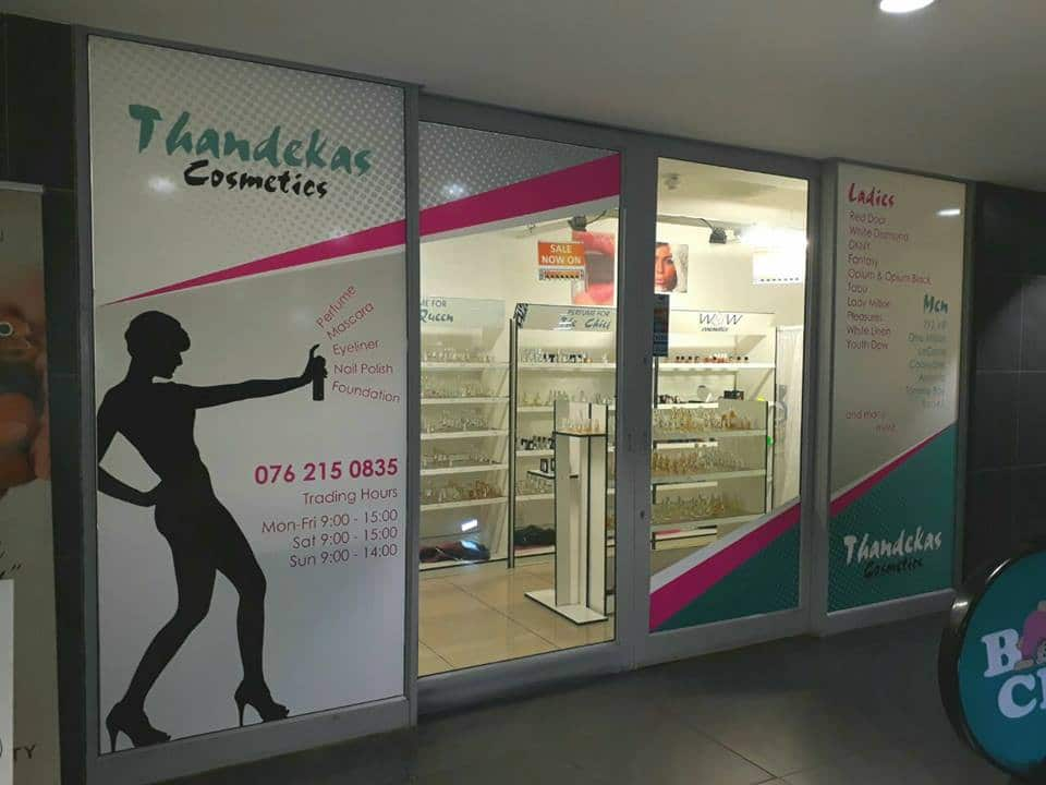 Thandekas Cosmetics