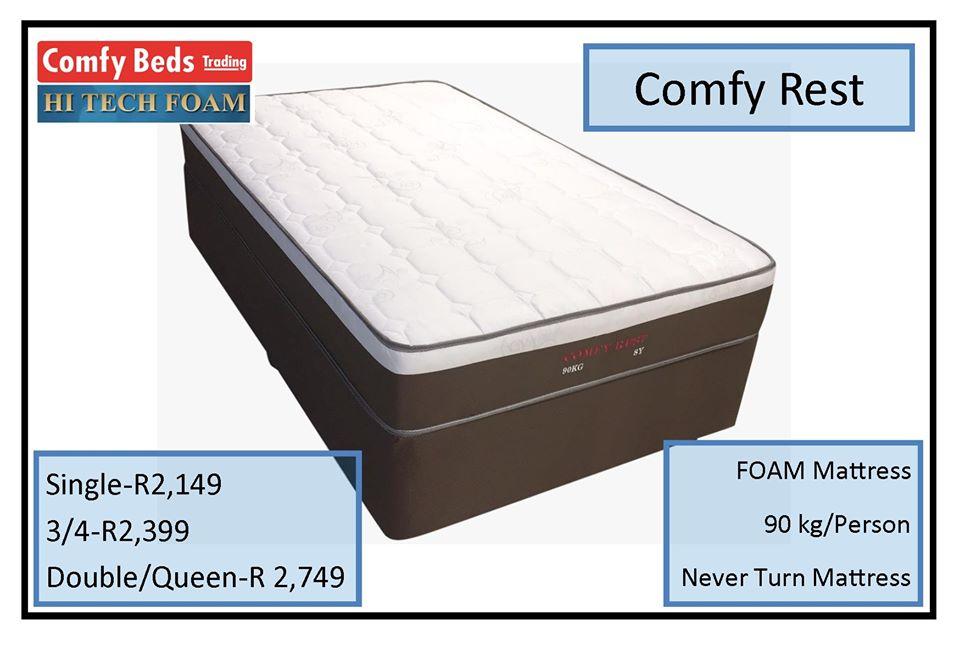 Comfy Beds Randvaal