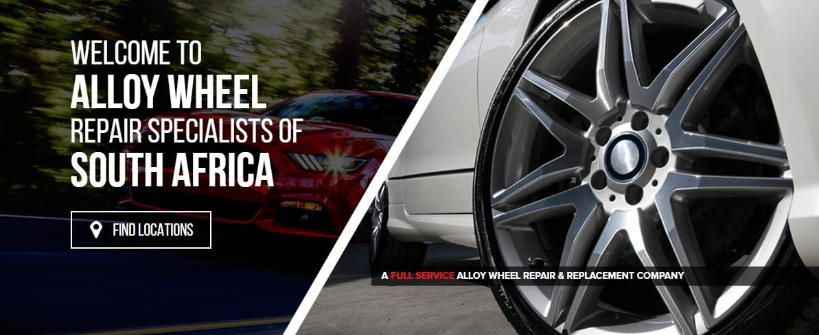 Alloy Wheel Repair Specialists Vanderbijlpark 1