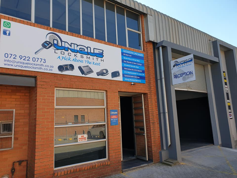Unique Locksmith Boksburg