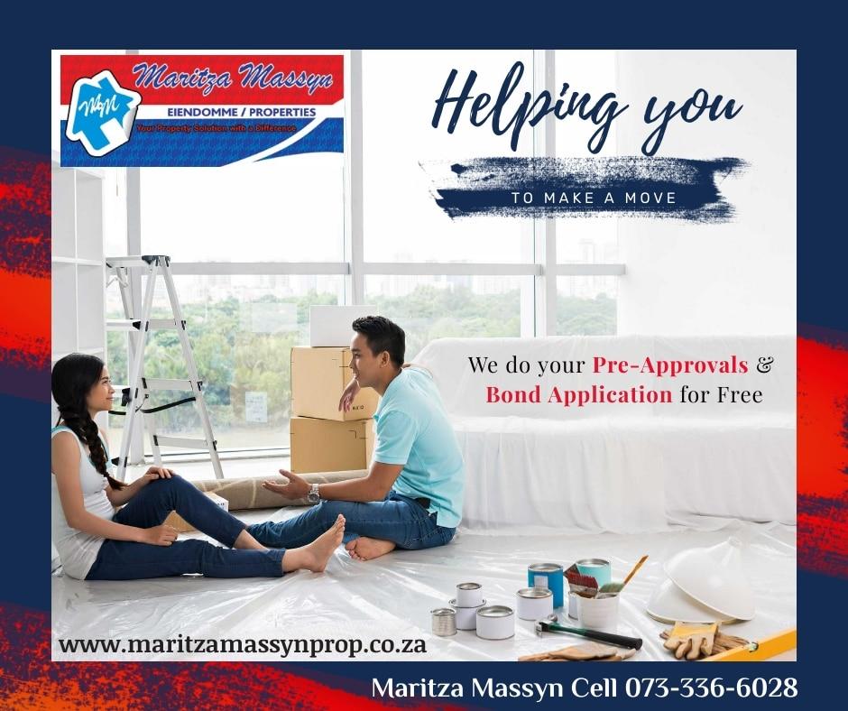 Maritza Massyn Properties Meyerton