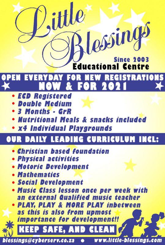 Little Blessings Educational Centre 2