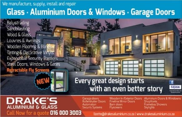 Drake's Aluminium & Glass 1