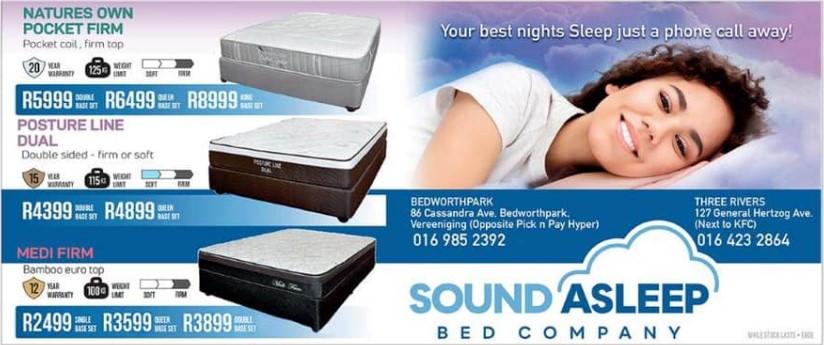 Sound Asleep Bed Company 4