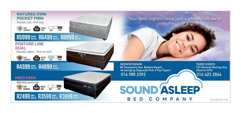Sound Asleep Bed Company
