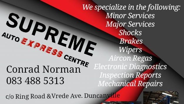 Supreme Auto Express Centre Vereeniging 1