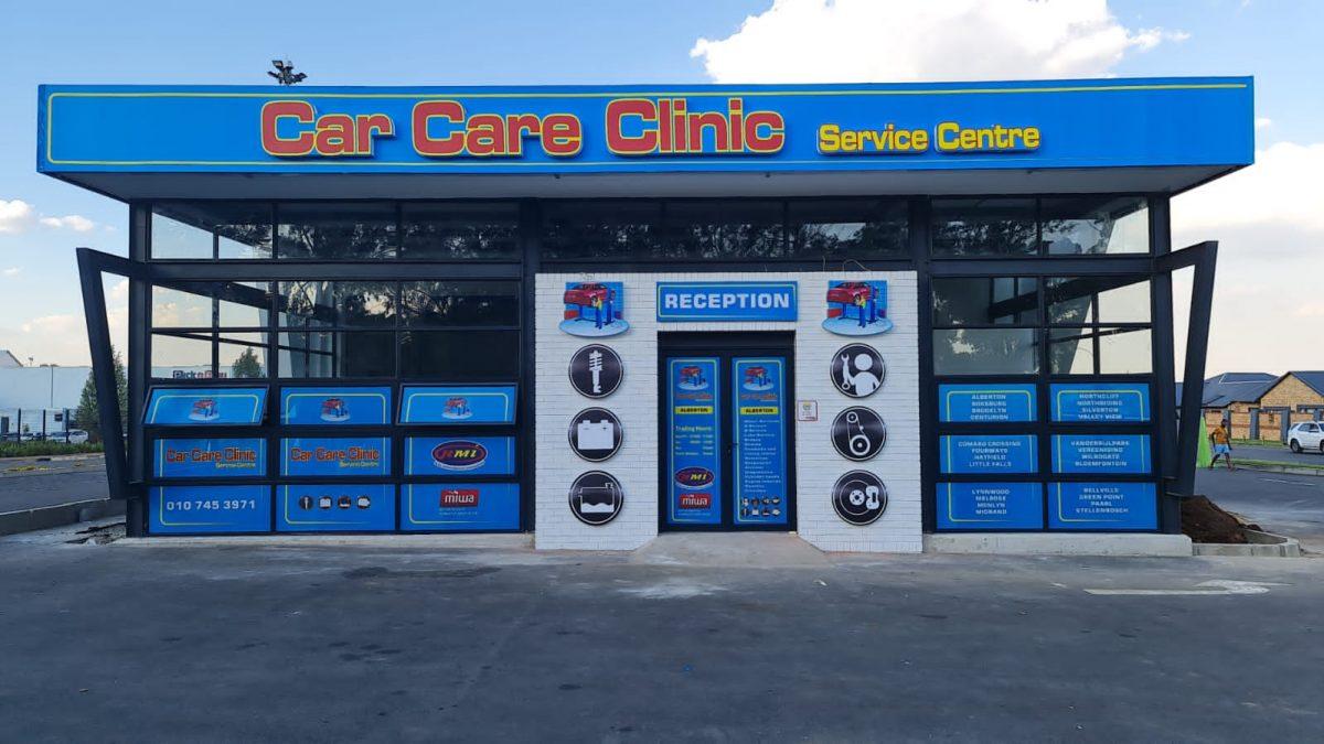 Car Care Clinic Alberton